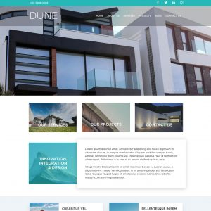 Builder example website 3