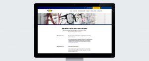Focus Optometry website