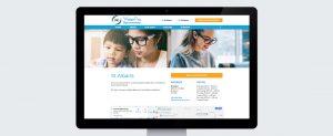 VisionPros optometrists - websites for optometrists